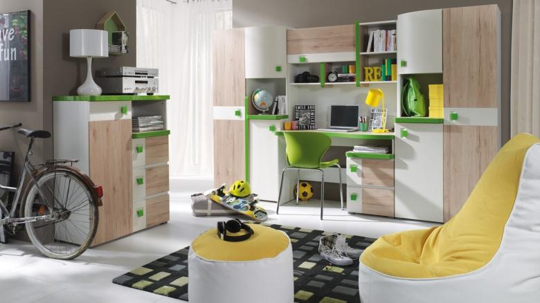 colorado zielone